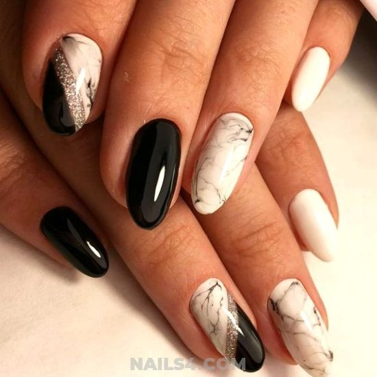 Ceremonial & Sexy American Nail Design Ideas - nailtech, beauty, naildesign, nail