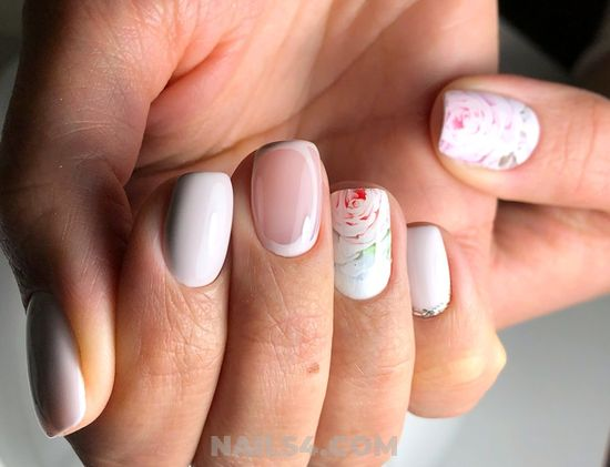 Ceremonial Simple Acrylic Nails Design - handsome, nailidea, nail, super