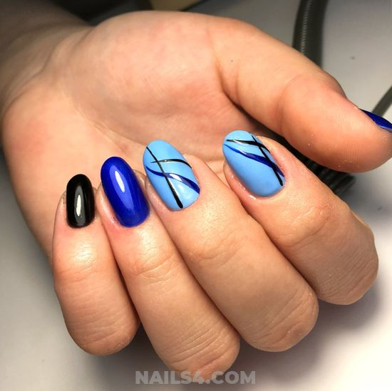 Charming & Handy Manicure Art Design - nailswag, art, getnails, nail, cutie