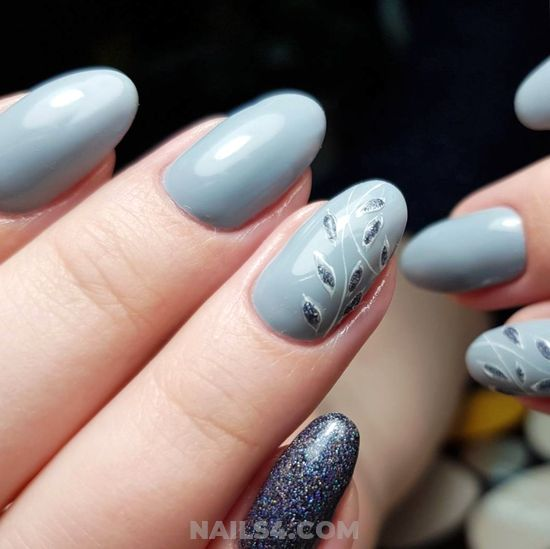 Charming Perfect Acrylic Manicure Design - naildesign, nails, smart