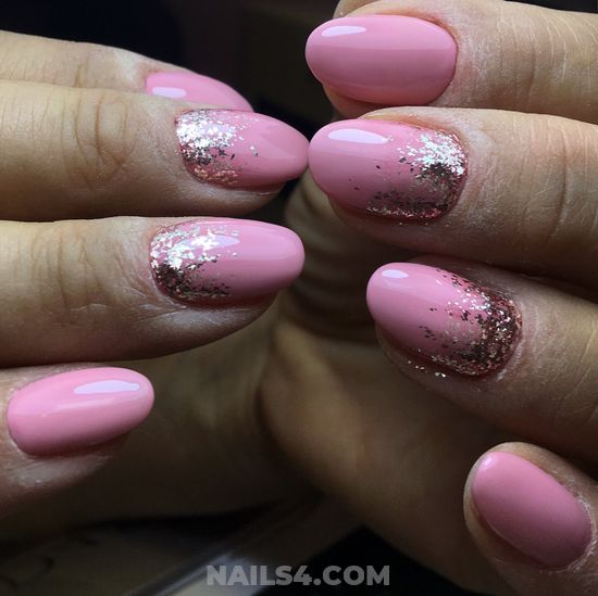 Chic & Neat Gel Nail Style - fashionable, nails, weekend
