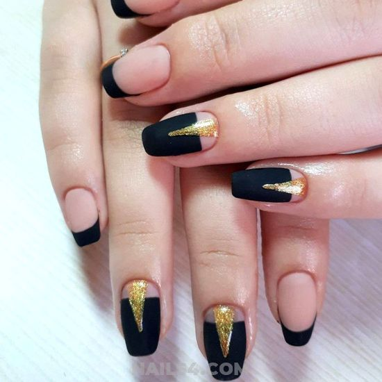 Chic & Nice Gel Nails - magic, nailpolish, nails, dreamy