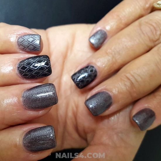 Chic Professionail Acrylic Nails Design Ideas - gorgeous, neat, nails, nailstyle, art