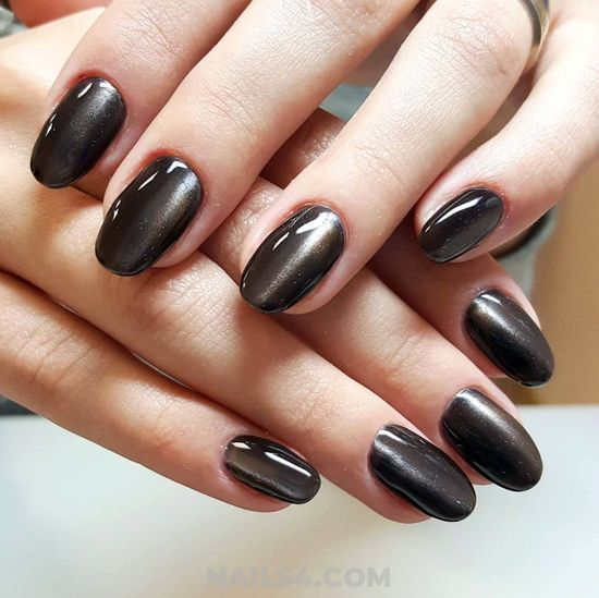 Classic Neat American Gel Manicure Ideas - lovely, magic, cool, getnails, nail