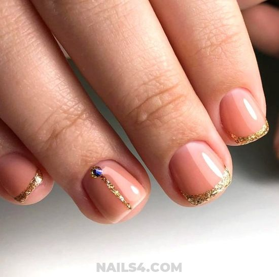 Classy And Incredibly American Acrylic Manicure - cute, getnailsdone, nice