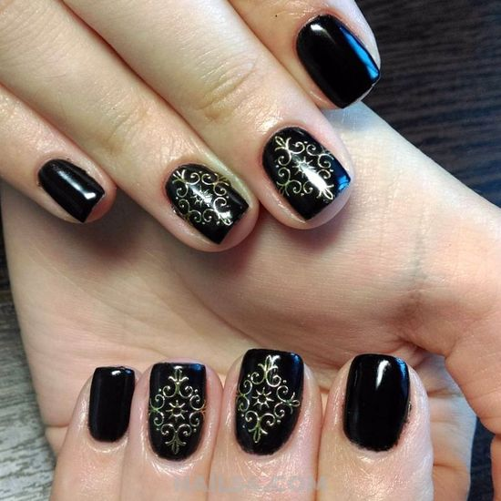 Classy And Lovely Acrylic Nails - creative, naildesigns, nail, smart