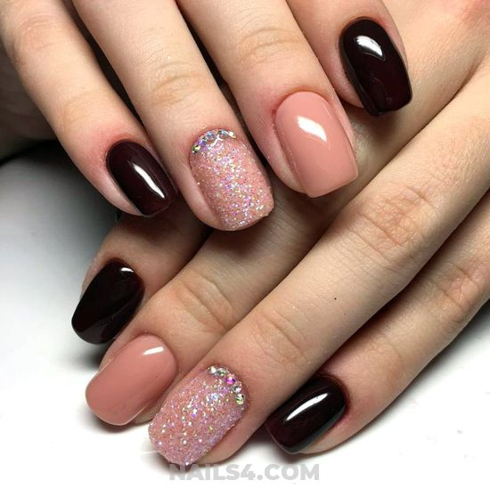 Classy Hot Acrylic Nails Art - naildesign, nails, nice, attractive