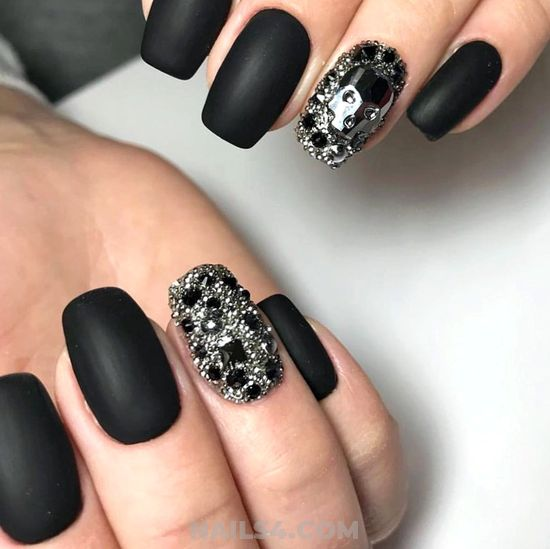 Classy Loveable Gel Manicure Art - nails, nailideas, diy, loveable