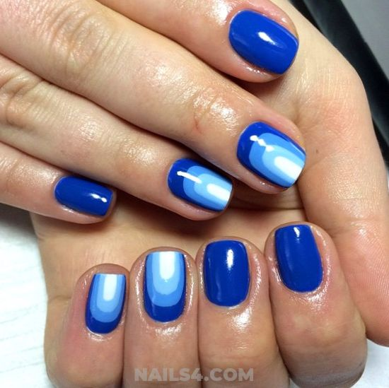 Cool And Orderly Acrylic Manicure Style - nail, sexiest, clever, gotnails, gel