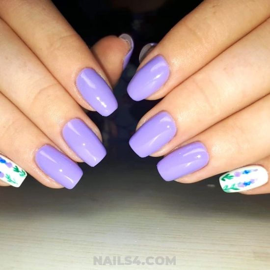 Cute French Gel Nails Style - delightful, shiny, nailidea
