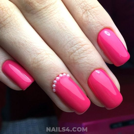 Dreamy And Gorgeous Gel Nails Design Ideas - hilarious, neat, naildesign