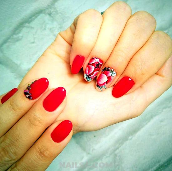 Easy Adorable Acrylic Nail Design - ravishing, gelnails