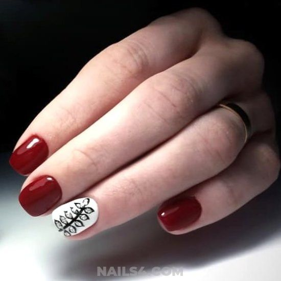 Easy And Beautiful Nails Trend - nailideas, nail, art, cool, lovable