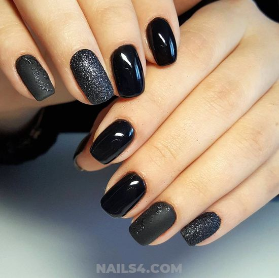 Easy And Classy Acrylic Nail Ideas - sexy, furnished