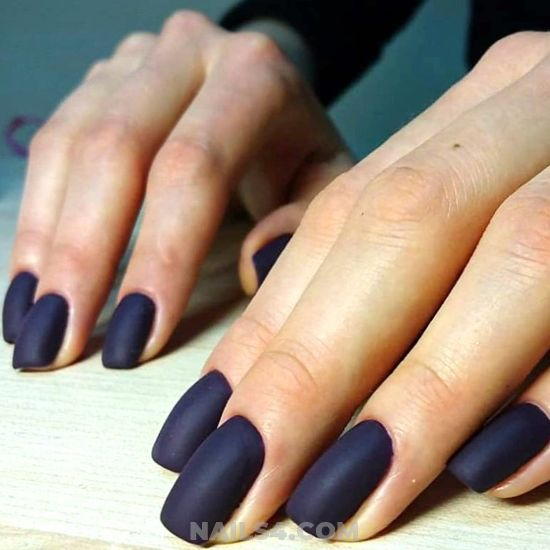 Easy Classic Nails - nail, nailidea, naildiy, best