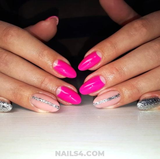 Easy & Classy Art - nails, glamour, sexy, gelnails, cool