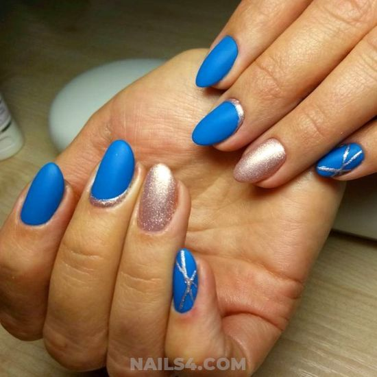 Easy Cute Acrylic Nails Style - nails, nailidea, fashion, selfnail