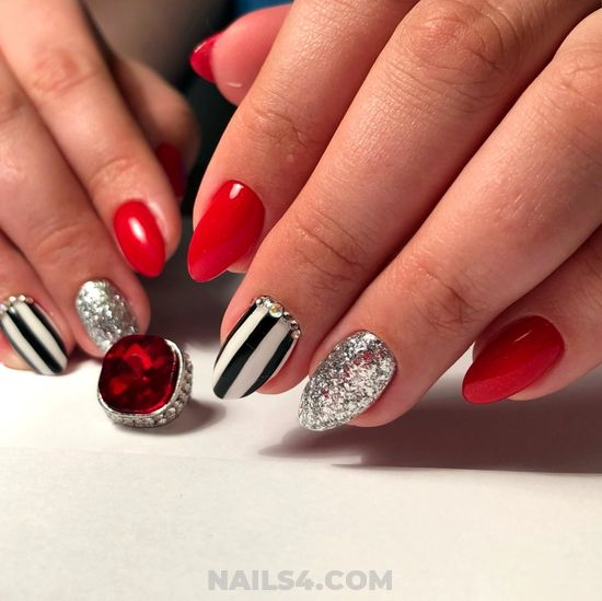 Easy Cute Gel Nails Style - loveable, awesome, hilarious, nail