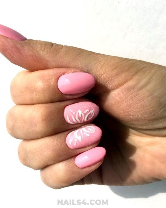 Fantastic Gorgeous Acrylic Nail Art - awesome, nails, nailstyle, loveable