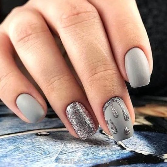Fashion Glamour American Acrylic Nail Art - creative, nails, lovable, graceful