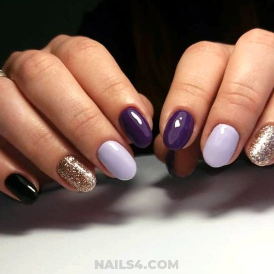 Fashion Iconic Gel Manicure Art - nail, manicure, sexiest, classic