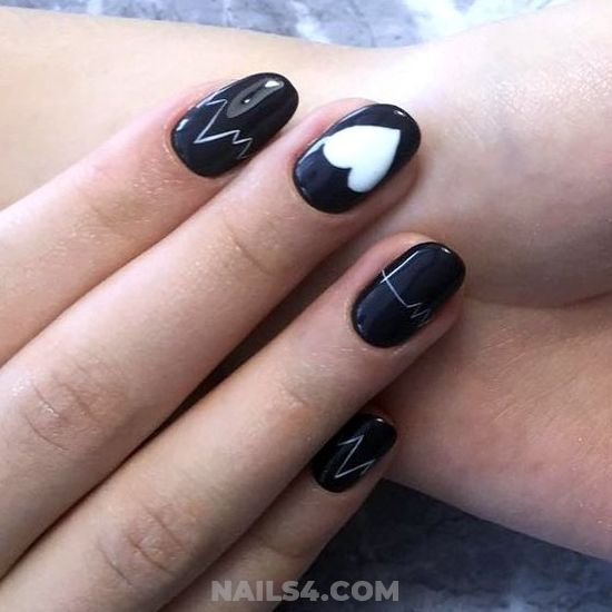 Fashion & Lovely Acrylic Nail Trend - naildesign, nail, loveable, beauty
