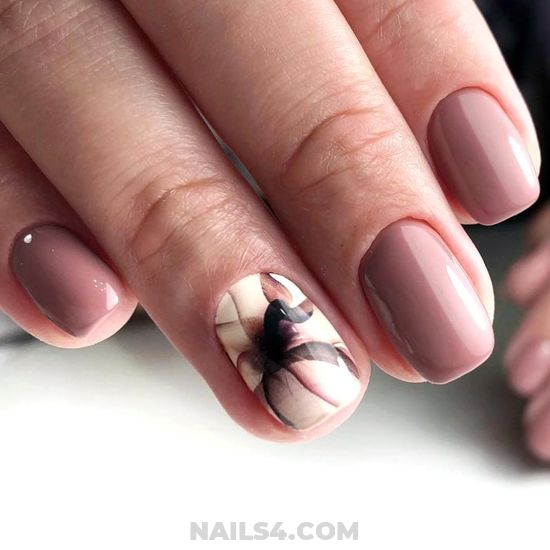 Fashionable And Trendy - gorgeous, manicure, nail, simple