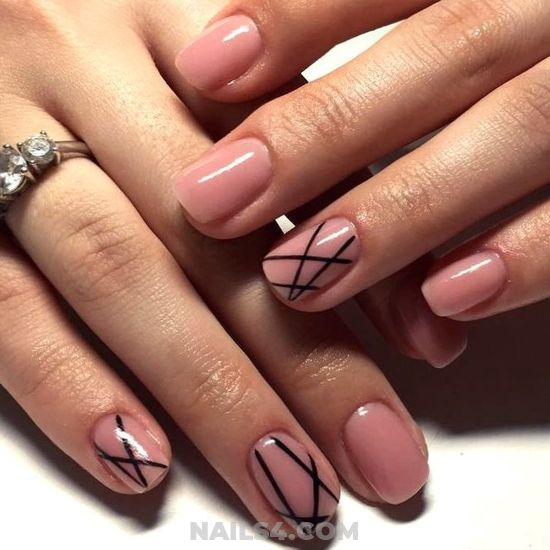 Fashionable And Wonderful Acrylic Nails Art Design - beauty, naildesign, cunning