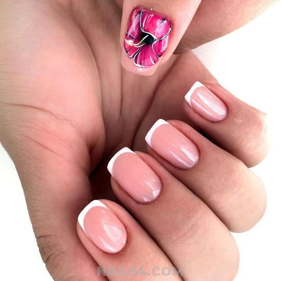 Fashionable Loveable Gel Manicure Design - classic, nails, wonderful, royal