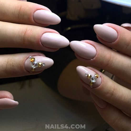 Fashionable & Pretty French Acrylic Nails - cool, nails, style, gotnails