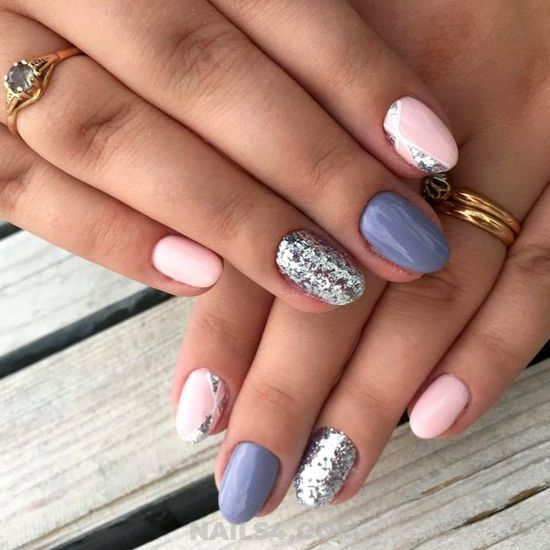 Fashionable & Professionail Gel Nail Idea - graceful, vacation, nails, best