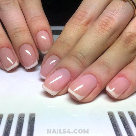 Fashionable Sexy Gel Nail Design - cutie, neat, nailidea, nails, weekend