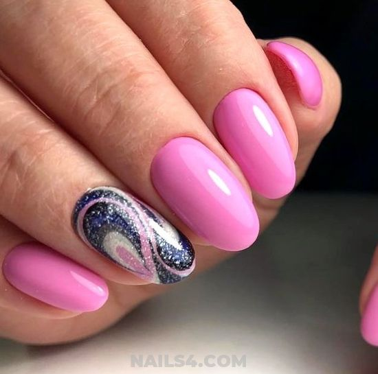 Fresh And Neat Nails Idea - classic, nailstyle, nail, manicure