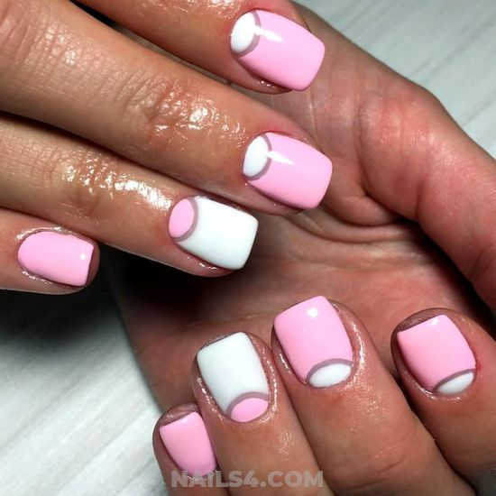 Girly Acrylic Nail Art Ideas - best, nailidea, nail, love