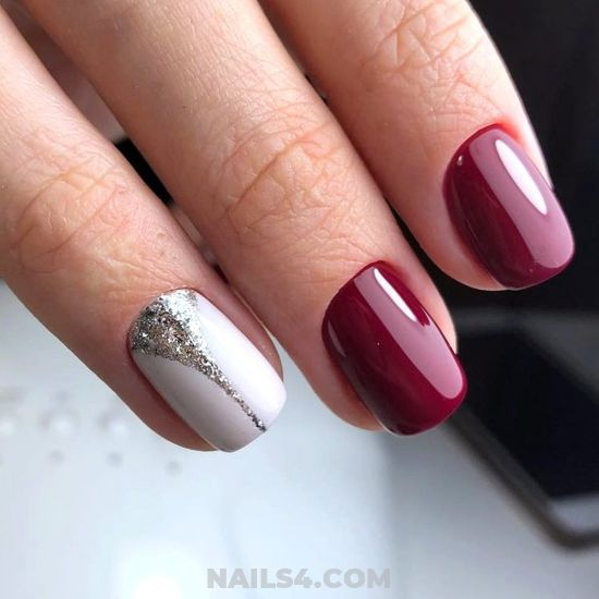 Girly And Easy Acrylic Manicure Design - gorgeous, trendy, teen
