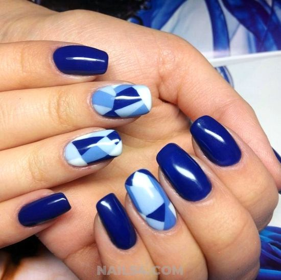 Girly And Gorgeous American Gel Manicure - cool, nailpolish, fashionable, nails