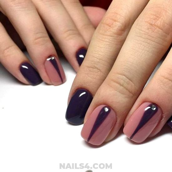 Girly & Handy American Acrylic Manicure Design - vacation, charming, nailideas, nails