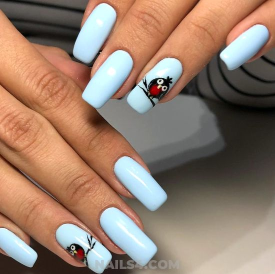 Girly Lovely French Gel Manicure Art Design - nailideas, pretty, dreamy