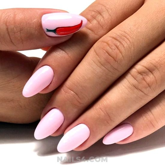 Glamour And Balanced Gel Nails Art Design - nail, nice, diy, magic, graceful
