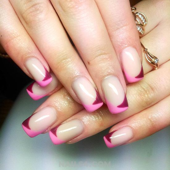 Gorgeous And Feminine Acrylic Nails Art Design - beautiful, diy, nails, gettingnails