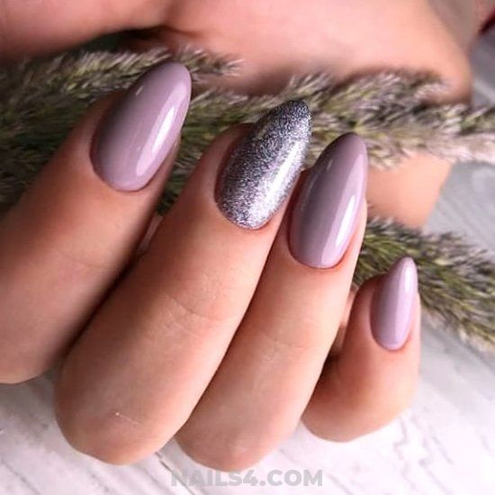 Gorgeous & Ceremonial Gel Nails Design Ideas - weekend, getnails, nailidea, nails