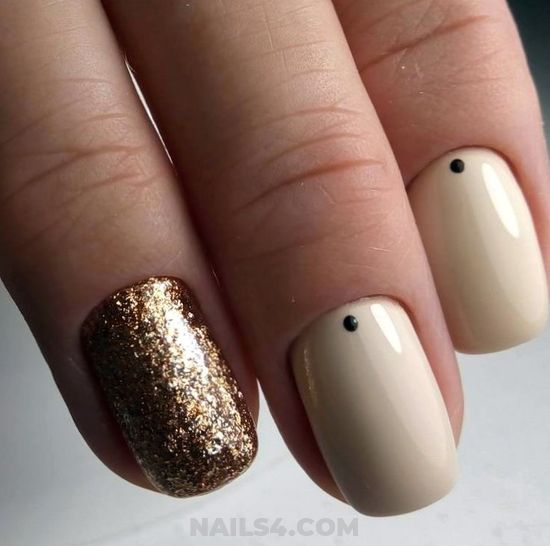 Gorgeous & Delightful Nail Ideas - awesome, naildesigns, nails, dainty