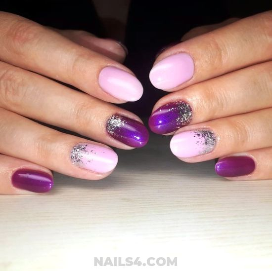 Graceful And Chic Gel Nail Style - gotnails, idea, nail, pretty