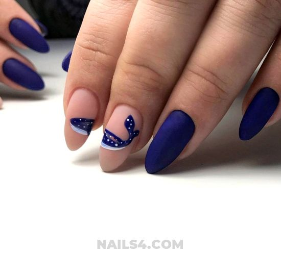 Graceful & Classic Acrylic Nails Idea - perfect, party, best, nail
