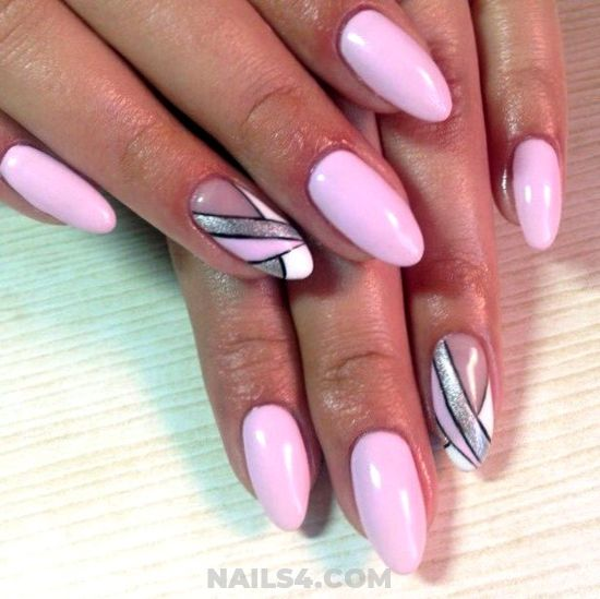 Handy And Fashion Gel Manicure Idea - beauty, fashion, clever, neat, nail