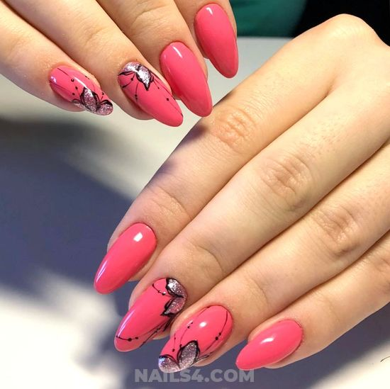 Handy Cute Manicure Design Ideas - style, shiny, beautyhacks
