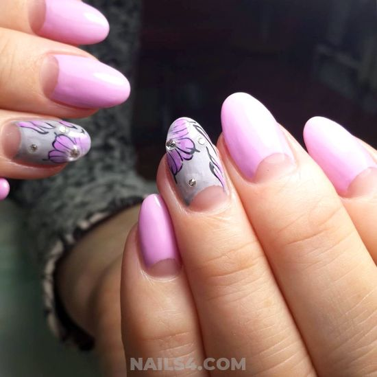 Handy & Cutie Acrylic Nails Style - ravishing, furnished, star