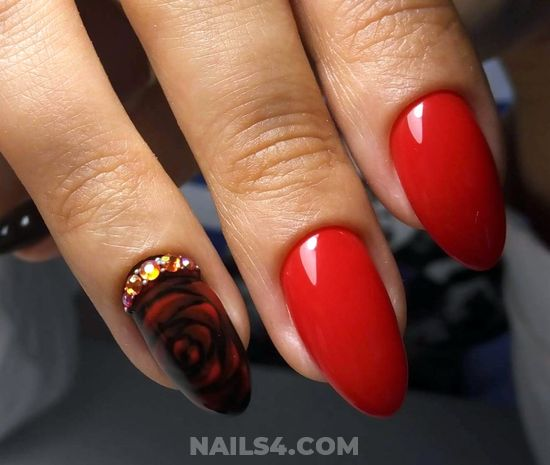 Handy & Fresh Acrylic Nail Art - amusing, nailideas, cool