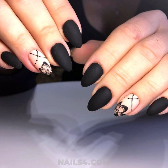 Hot And Chic Nails Art Design - gorgeous, diy, gelnails
