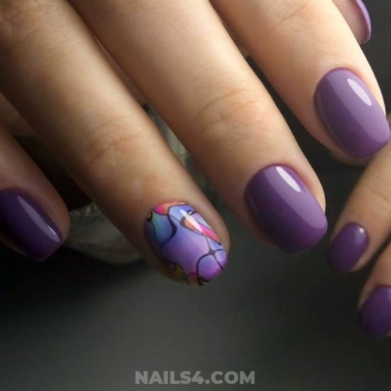 Hot And Fashion Acrylic Manicure Style - star, naildesign, dreamy